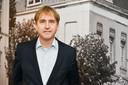 Eric De Bie, fractievoorzitter van Forum voor Democratie in Provinciale Staten in Brabant.