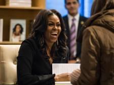 Boek Michelle Obama breekt verkooprecords
