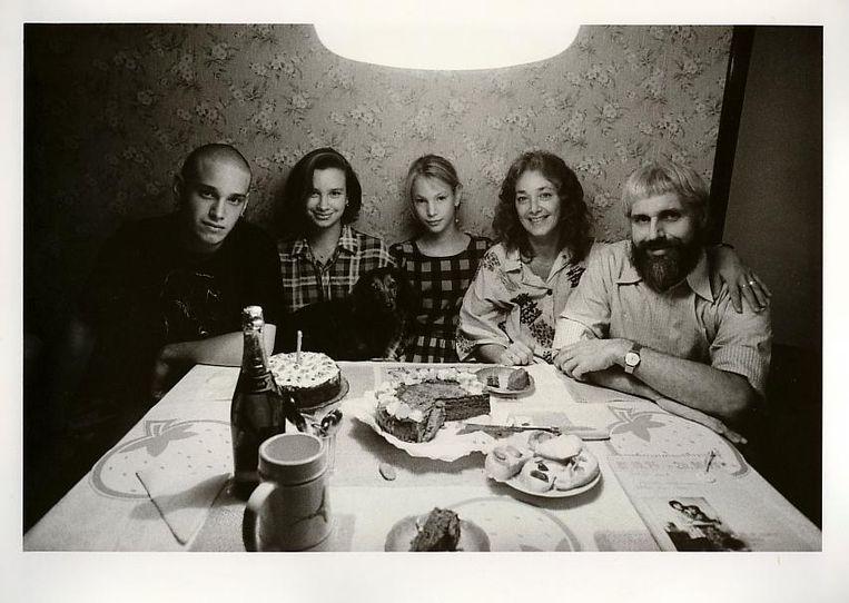 Still uit Private Universe, waarin 37 jaar lang een gezin wordt gevolgd Beeld Private Universe