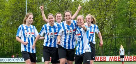 Vrouwen FC Eindhoven verliezen, maar krijgen toch goed nieuws