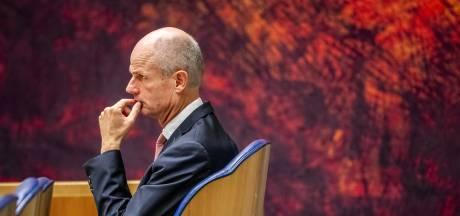 Is buitenlandminister Blok de designated survivor tijdens Prinsjesdag?