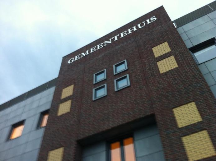 Het gemeentehuis in Werkendam.