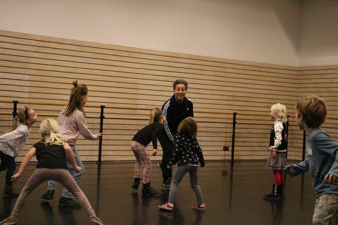 Workshop circus met Goos Meeuwsen