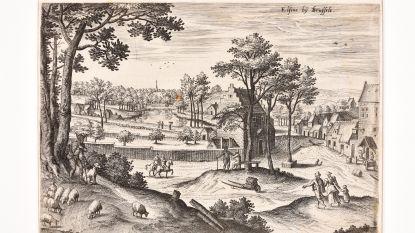 Middeleeuwse prenten van Brussel onder de hamer