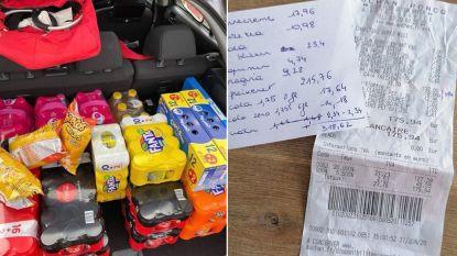 """PROMOJAGERS SUPERTIP. Winkelketen net over grens verkoopt frisdrank en alcohol aan dumpingprijzen: """"143 euro uitgespaard"""""""