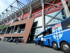 Supporters PEC Zwolle halen verhaal na blamage tegen FC Twente