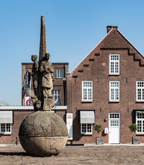Gedenknaald van KVL blijft in Oisterwijk aan de weergoden overgeleverd