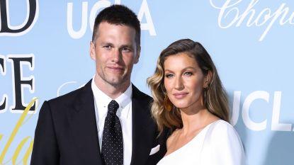 """Tom Brady besloot te veranderen na brief van Gisele Bündchen: """"Ons huwelijk maakte haar niet gelukkig"""""""