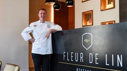 """Fleur de Lin-chef Lode De Roover tevreden met 15 op 20 in Gault&Millau: """"Focus op Bocuse d'Or"""""""
