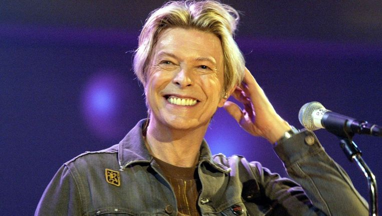 David Bowie is eerder dit jaar overleden aan gevolgen van kanker. Beeld anp