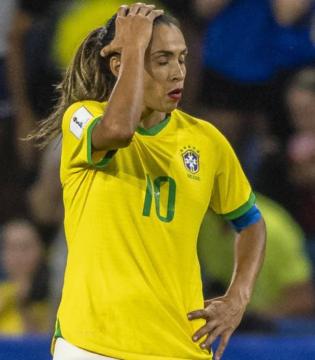 Emotionele oproep Marta: Harder trainen