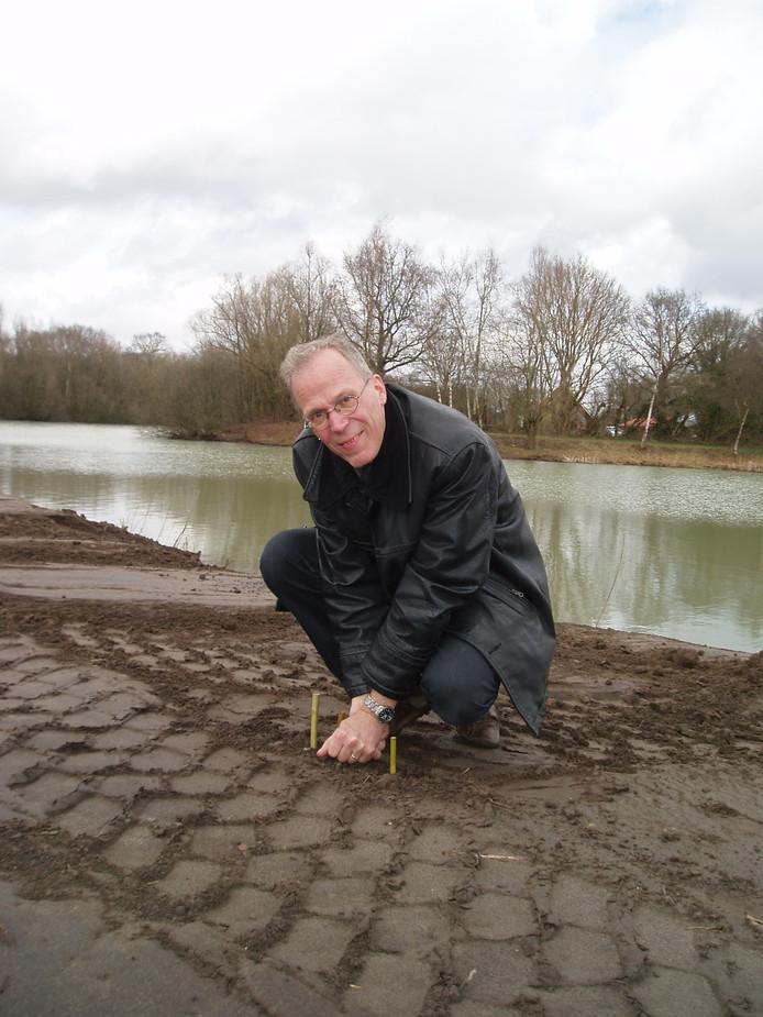 Volkert Vintges, directeur van de Gelderse Natuur Federatie, is kandidaat voor de Nijmeegse gemeenteraad.