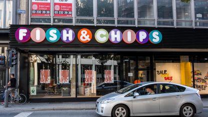 Iconische Antwerpse kledingwinkel Fish & Chips sluit voorgoed de deuren