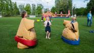 Buitenspeeldag lokt massa kinderen naar sportcentrum
