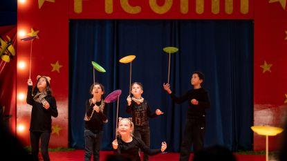 De Parel is een dag een groot circus