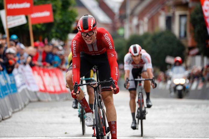 Vorig jaar was de Duitser Max Walscheid de beste in de Omloop van het Houtland.