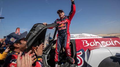 Sainz voor derde keer eindwinnaar Dakar, Brabec wint bij de motoren