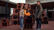 StuBru-dj's Eva De Roo, Joris Brys en Fien Germijns draaien zeven dagen lang tijdens Warmste Week in Kortrijk