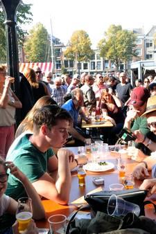Bierfestival Schuim barst uit zijn voegen
