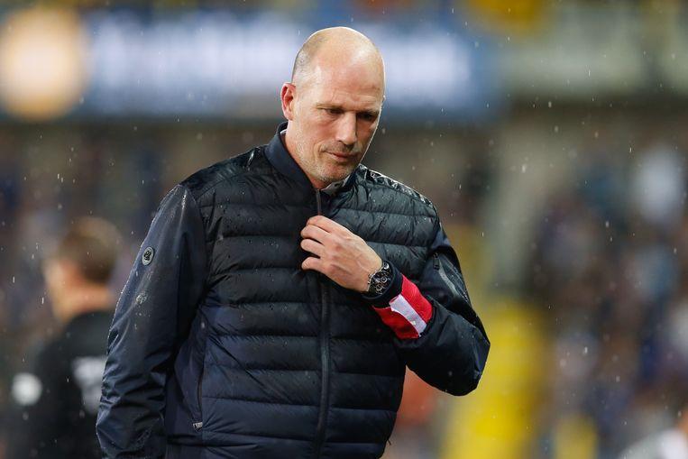 Philippe Clement trekt met Club Brugge naar Francs-Borains.