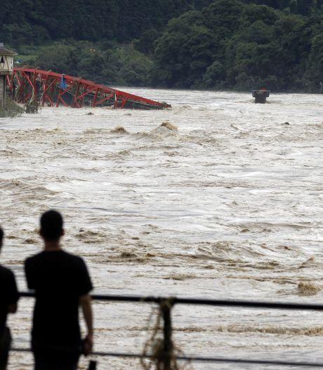 Au moins 41 morts suite aux inondations meurtrières au Japon