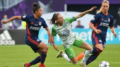 Geen perfect afscheid: Tessa Wullaert grijpt naast Champions League-trofee na knotsgekke verlengingen tegen Lyon