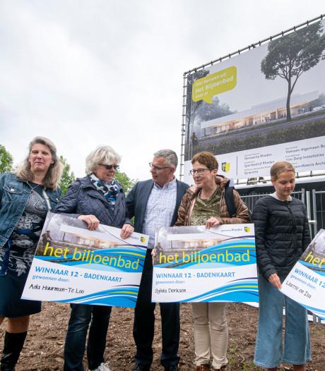 Nieuw zwembad in Velp gaat het Biljoenbad heten