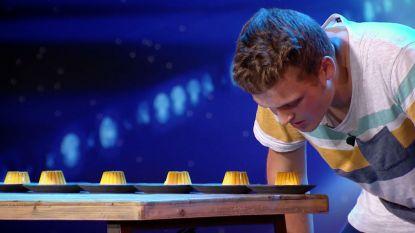 Golden Buzzer voor sexy hiphoppers op hakken, maar flannenman Maxime steelt écht de show bij 'Belgiums Got Talent'