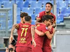 AS Roma op weg naar monsterzege, scorende Kluivert toont zijn waarde