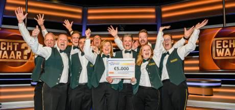 Muziekvereniging Concordia uit Overdinkel wint 5.000 euro in televisieprogramma