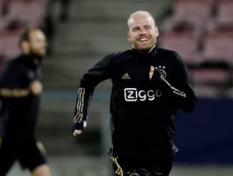 """Aparte voorbereiding van Klaassen op Champions League-duel met Midtjylland: """"Ik lag op de bank PlayStation te spelen toen ik werd gebeld"""""""