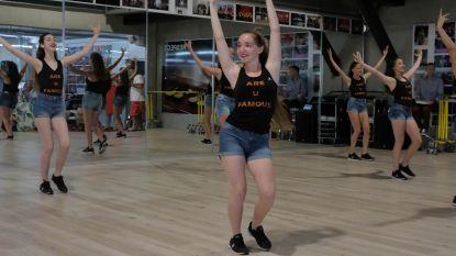 """Danseres Amber Verhaert (18) krijgt 3 UNESCO-prijzen: """"Later wil ik dansen en kinesitherapie combineren"""""""