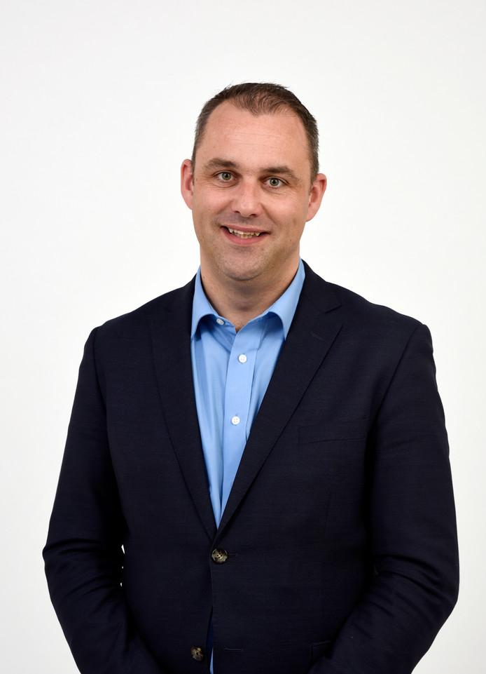Wethouder Johan Aalberts