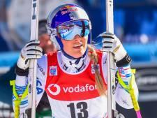 Lindsey Vonn: afscheidstournee én recordjacht