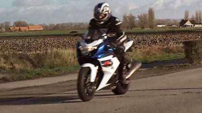 Politie zoekt motorrijder die met 201 km per uur werd geflitst op weg waar hij 70 mocht