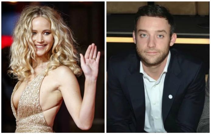 Jennifer Lawrence et son futur mari, Cooke Maroney .