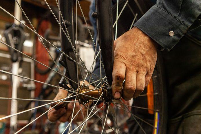 Bij PMT zijn onder meer loodgieters en fietsenmakers aangesloten.