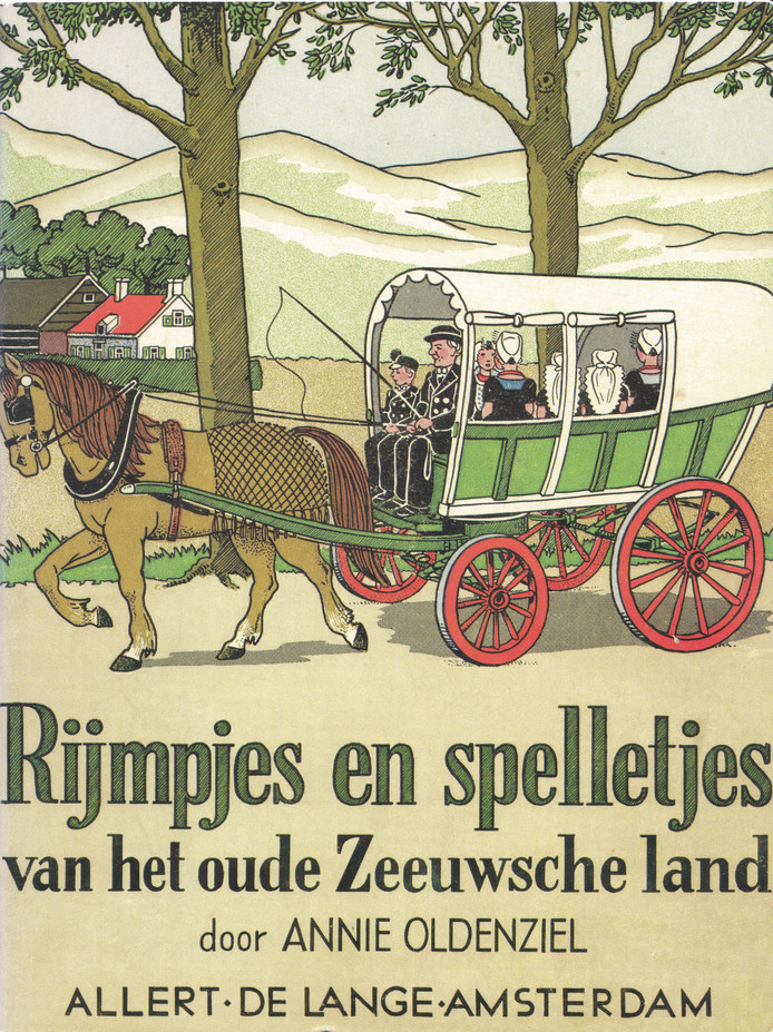 cover Rijmpjes en Spelletjes WvhZB 1995