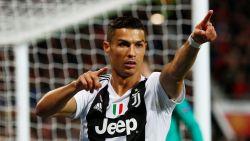 Geen goal, wel zege voor Ronaldo bij terugkeer op Old Trafford tegen onmachtig/onwillig Man United