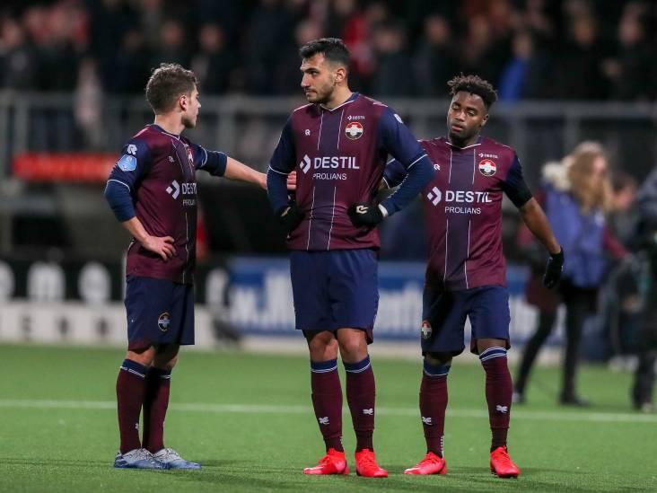 Willem II haalt slechts zelden de volle buit tegen één club