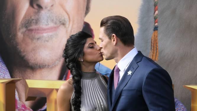 Acteur John Cena in grootste geheim getrouwd