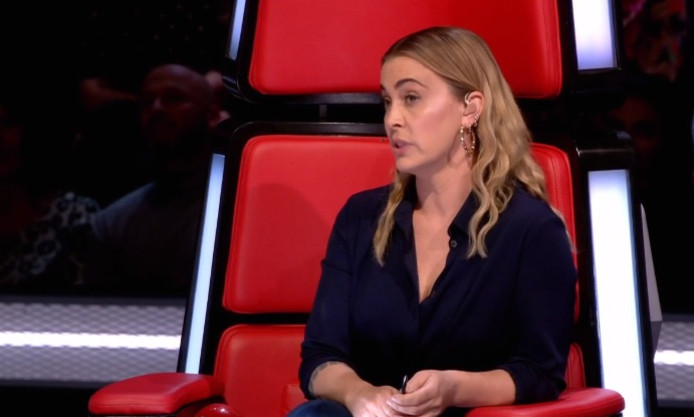 Anouk in The Voice of Holland