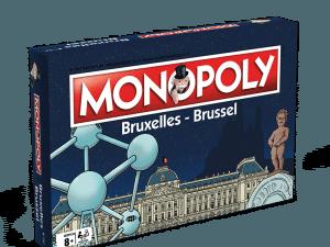 Manneken-Pis censuré sur les boîtes de Monopoly?