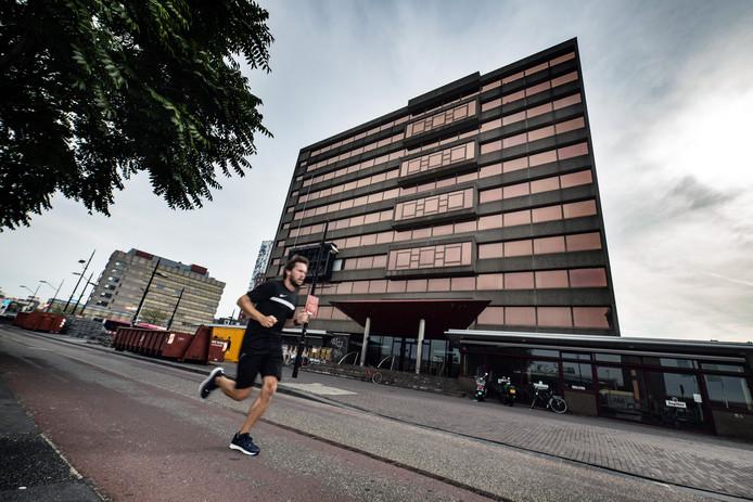 Het Metterswane-gebouw.