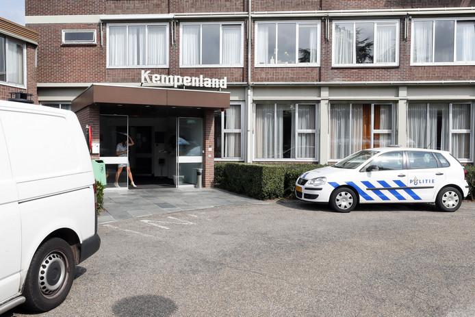 De vrouw werd op 7 september thuis in Bladel overvallen.
