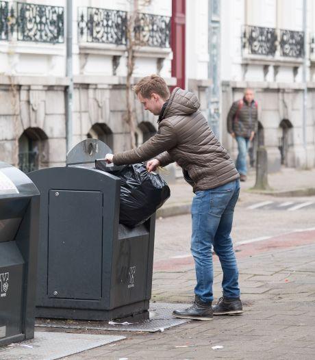 Vlaardingen neemt maatregelen tegen restafval: pasjes voor containers, stortkokers gaan dicht