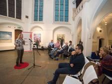 Sprekers en coaches zetten puntjes op de i voor TEDx Harderwijk