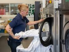 Louise van der Wal werkt vierduizend kilo was per week weg