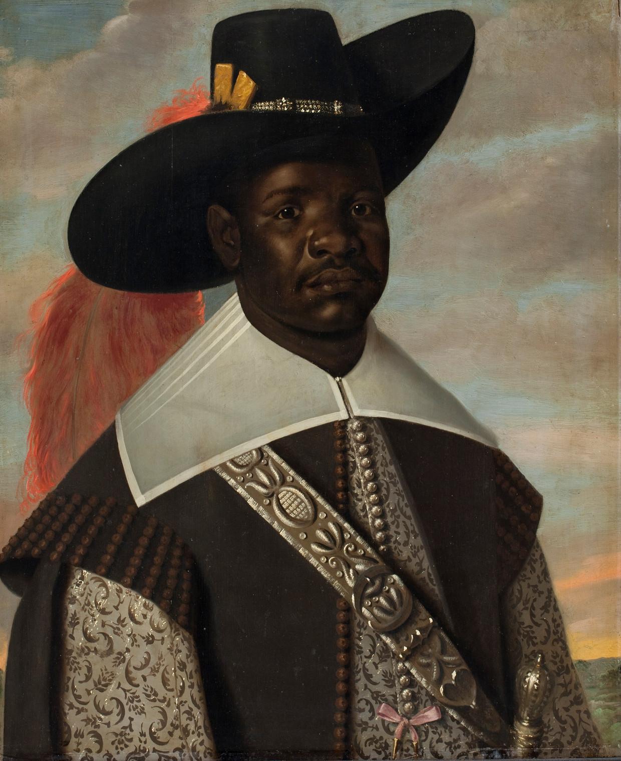 Jasper of Jeronimus Beckx, Portret van Dom Miguel de Castro (1643). Beeld Statensmuseum for Kunst, Kopenhagen