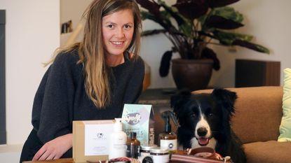 Stephanie (27) start webshop met natuurlijke producten voor honden